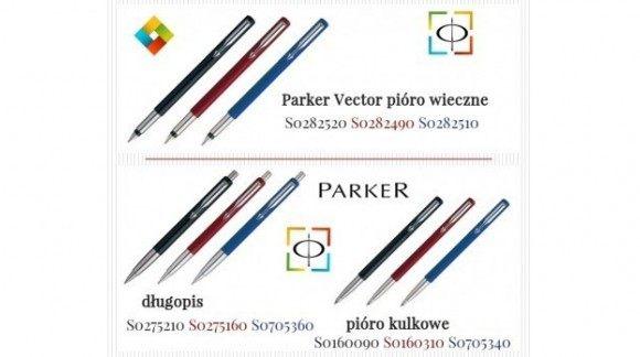 Parker Vector Standard - oferta specjalna