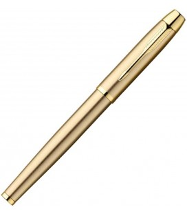 Pióro kulkowe Parker IM Brushed Gold GT S0811700 EAN: 0123501170811706