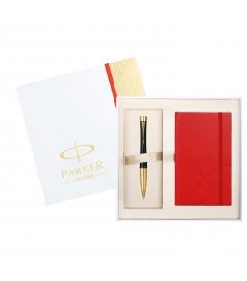 Zestaw Parker URBAN długopis z notesem