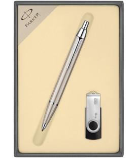 Zestaw długopis Parker IM z pamięcią USB GoodRam