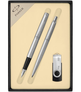 Zestaw Parker Jotter Core pióro i długopis z USB GoodRam