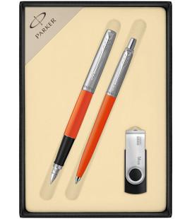 Zestaw Parker Jotter Originals pióro i długopis z USB GoodRam