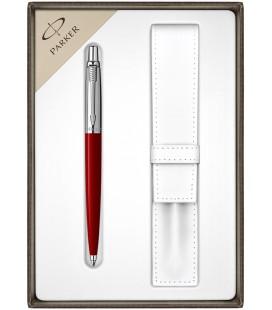 Długopis Parker Jotter Special Czerwony CT z etui