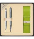 Zestaw Parker IM Core pióro i długopis z etui Pagani