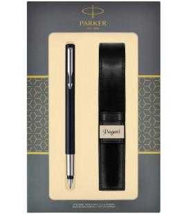 Zestaw Parker Vector Standard pióro z etui Pagani