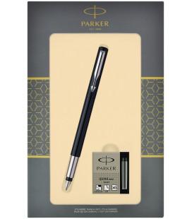 Zestaw Parker Vector Standard pióro i naboje Parker