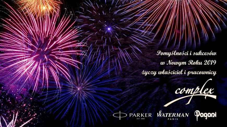 Nowy Rok - życzenia