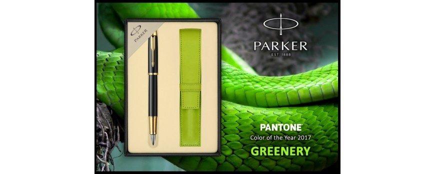 Parker + Pantone kolor roku 2017 !