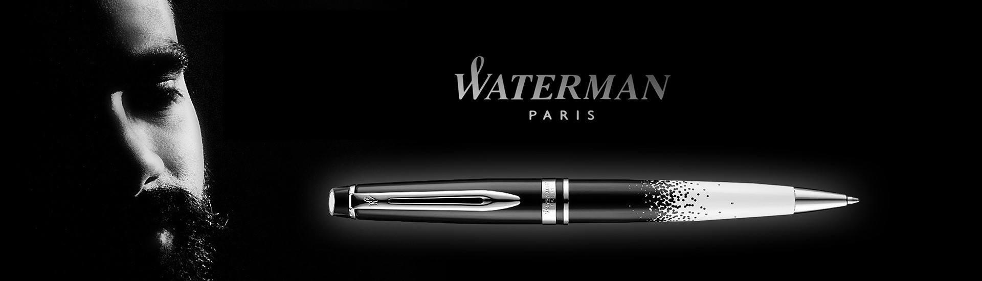 Waterman Expert Deluxe Ombres & Lumieres BP