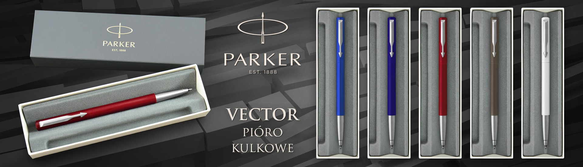 PARKER VECTOR STANDARD RB01