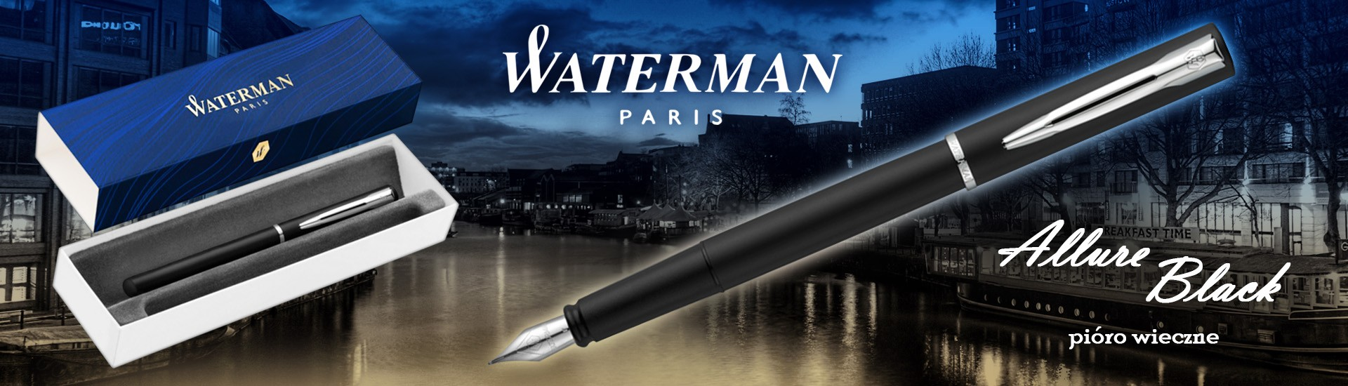 WATERMAN ALLURE